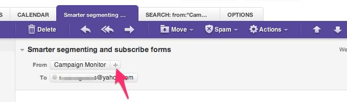 yahoo-mail example