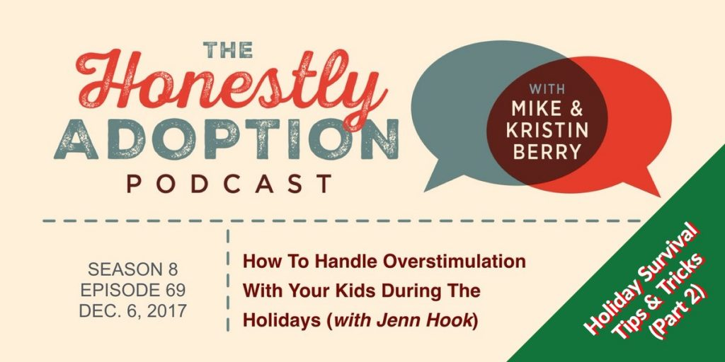 How To Handle Overstimulation During The Holidays